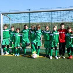 Punktspiel E2-Junioren 09.03.2014