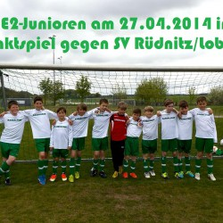 20140427 Punktspiel E2-Junioren 27.04.2014 mit Beschriftung