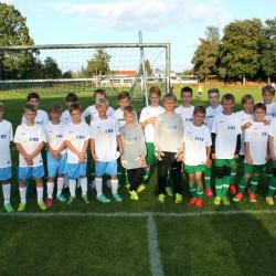 EWE-Cup Gruppe B Vorrunde Wandlitz gegen SG Passow-Grünow am 23.09.2014 Bild 1
