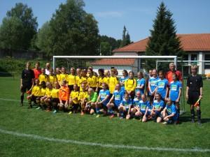 Freundschaftspiel gegen TSV Grafing