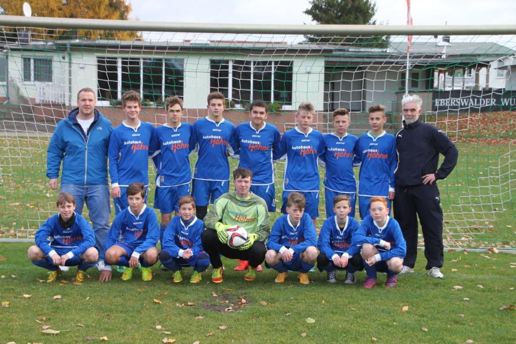 C2 Junioren 2015-16