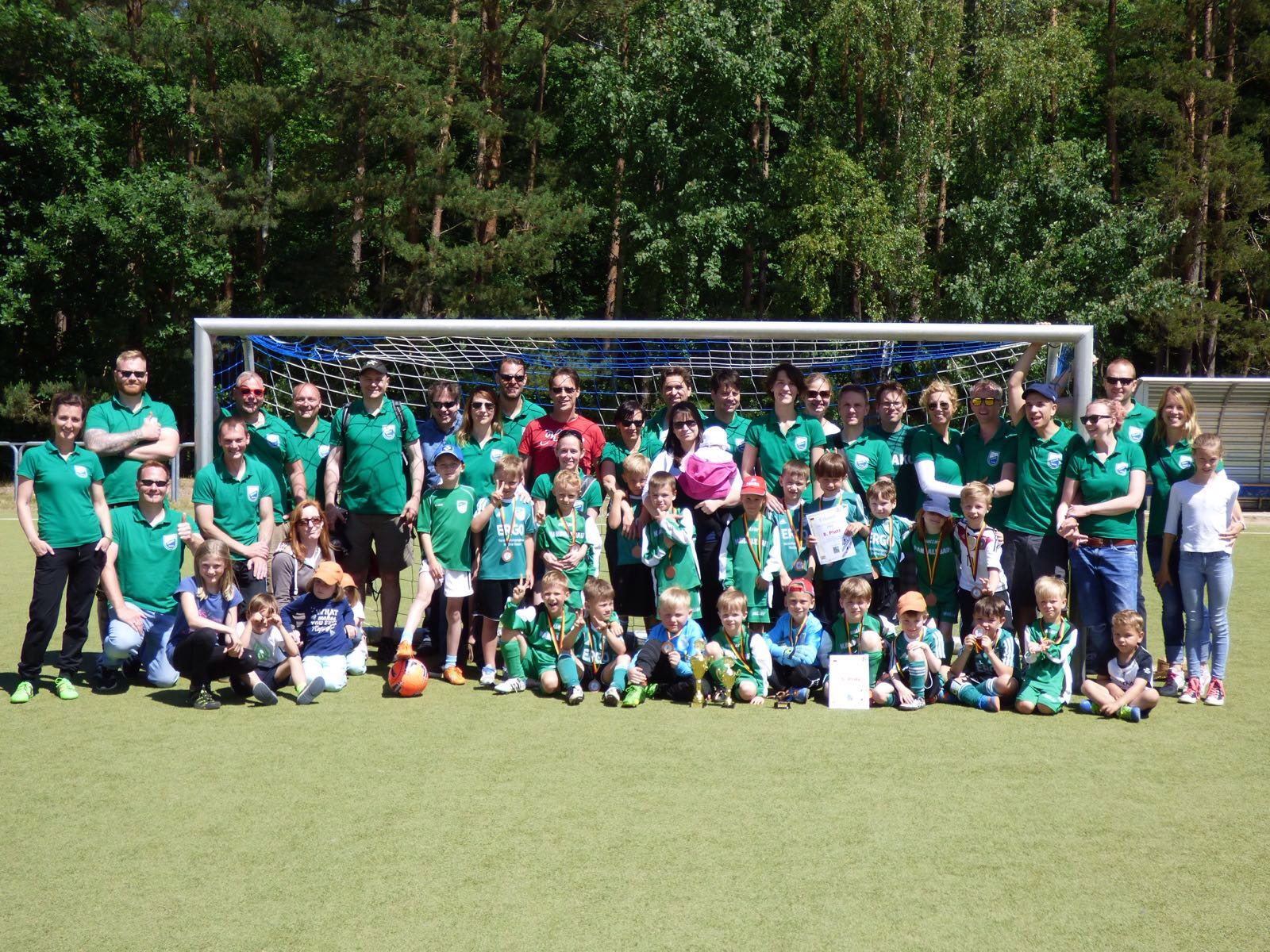 G-Junioren 2015-16 Ahlbeck-Cup