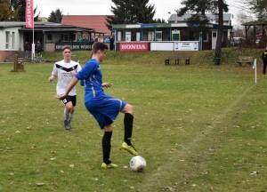 Sorgte mit zwei Toren maßgeblich für den Erfolg - Marcel Petrahn