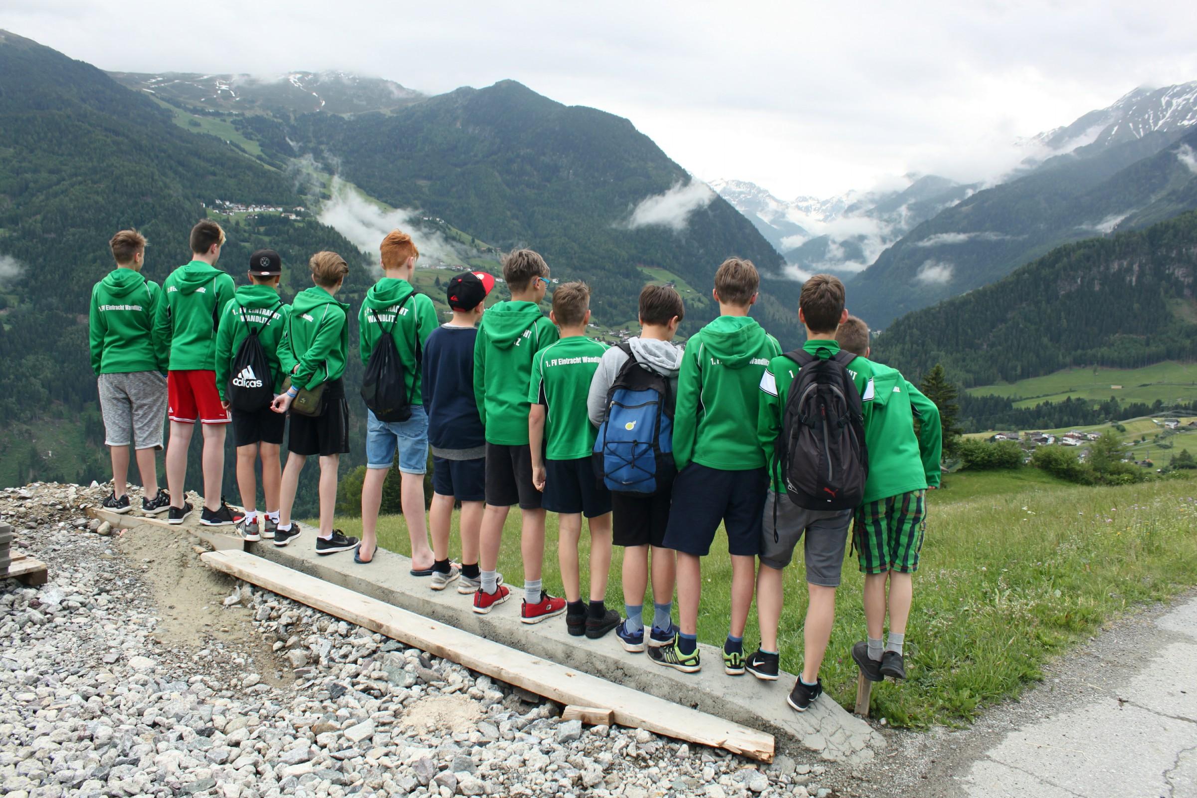 20170601 Abschlussfahrt Gardasee D1-Junioren (7)