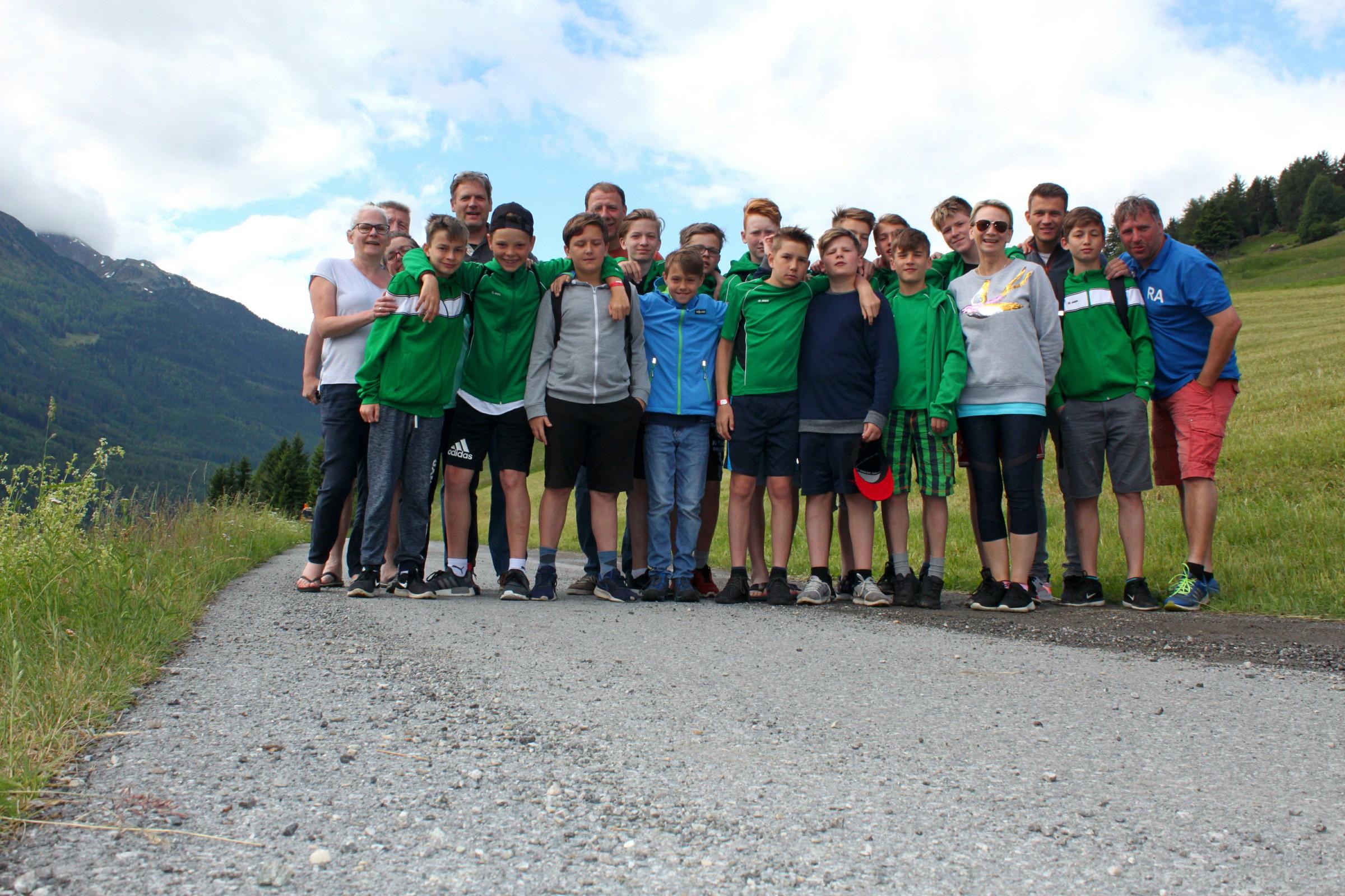 20170601 Abschlussfahrt Gardasee D1-Junioren (8)