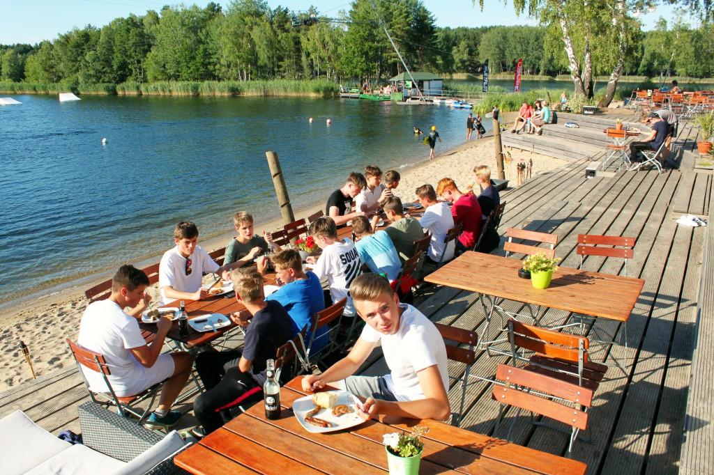 20180703 Saisonabschluss C1-Junioren Jahrgang 2003 und 2004 Wasserskianlage Ruhlsdorf (12)