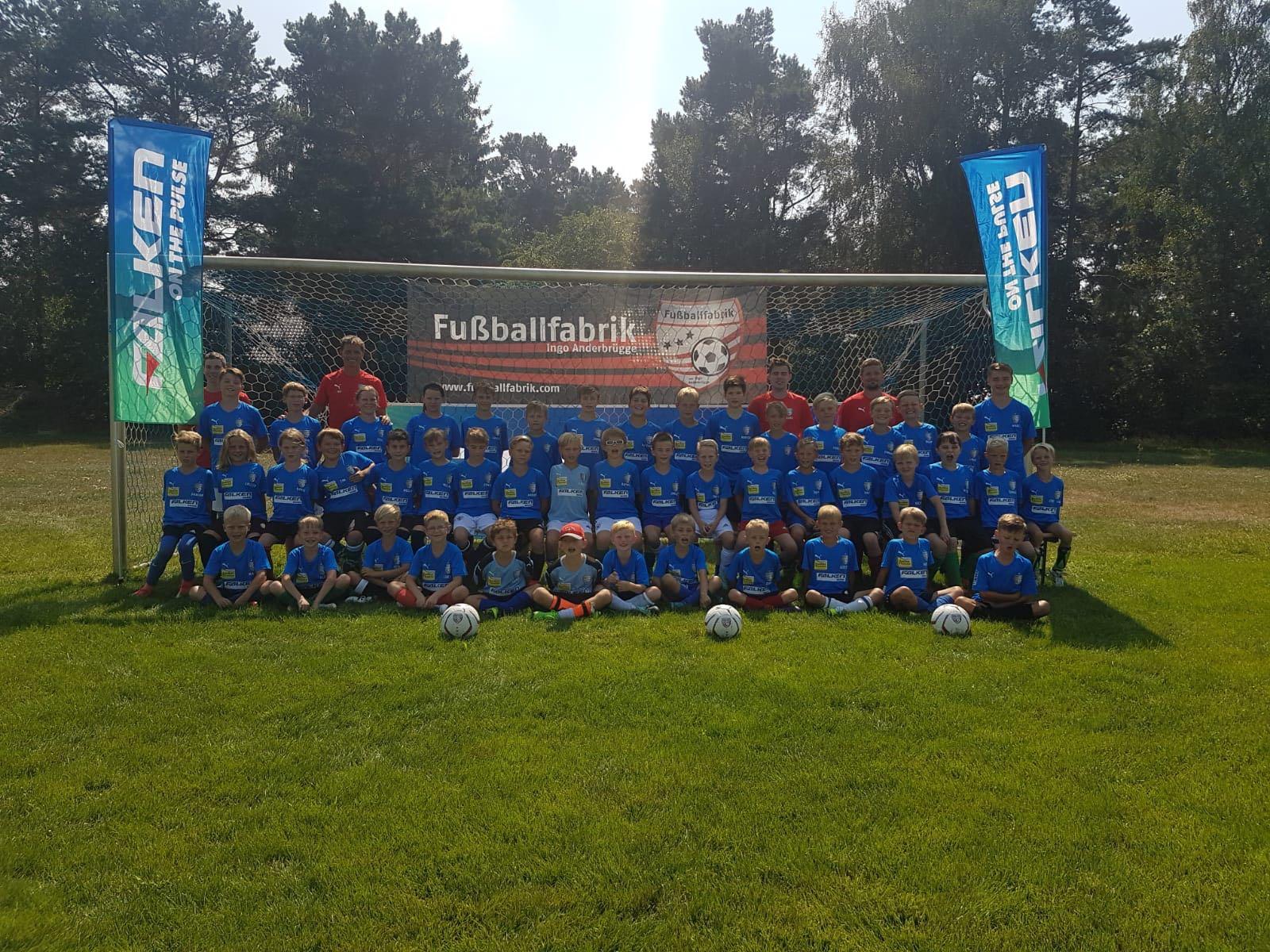 20180817 Gemeinsames Fußballcamp