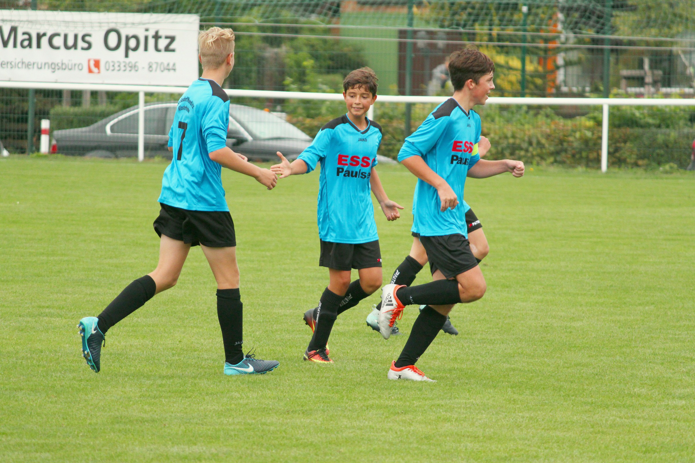 20180902 Punktspiel C1-Junioren Landesklasso Ost gegen Grün-Weiß Brieselang 6-0 Erfolg (58)
