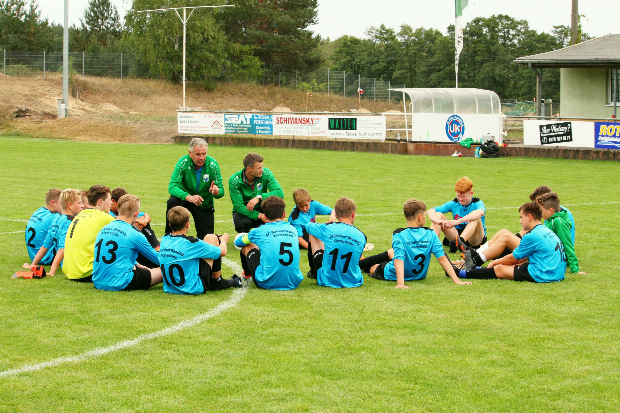 20180902 Punktspiel C1-Junioren Landesklasso Ost gegen Grün-Weiß Brieselang 6-0 Erfolg (73)