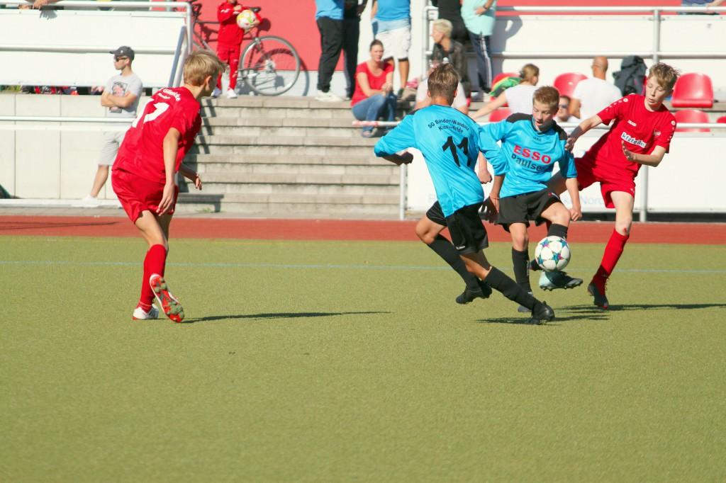20180908 C1-Junioren Punktspiel gegen Glienicke 4-1 Sieg (25)