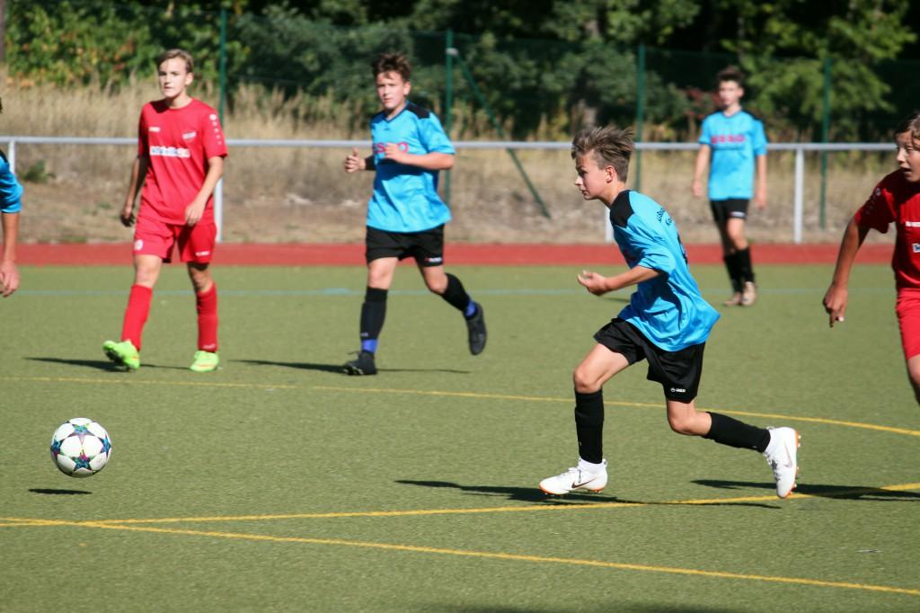 20180908 C1-Junioren Punktspiel gegen Glienicke 4-1 Sieg (46)