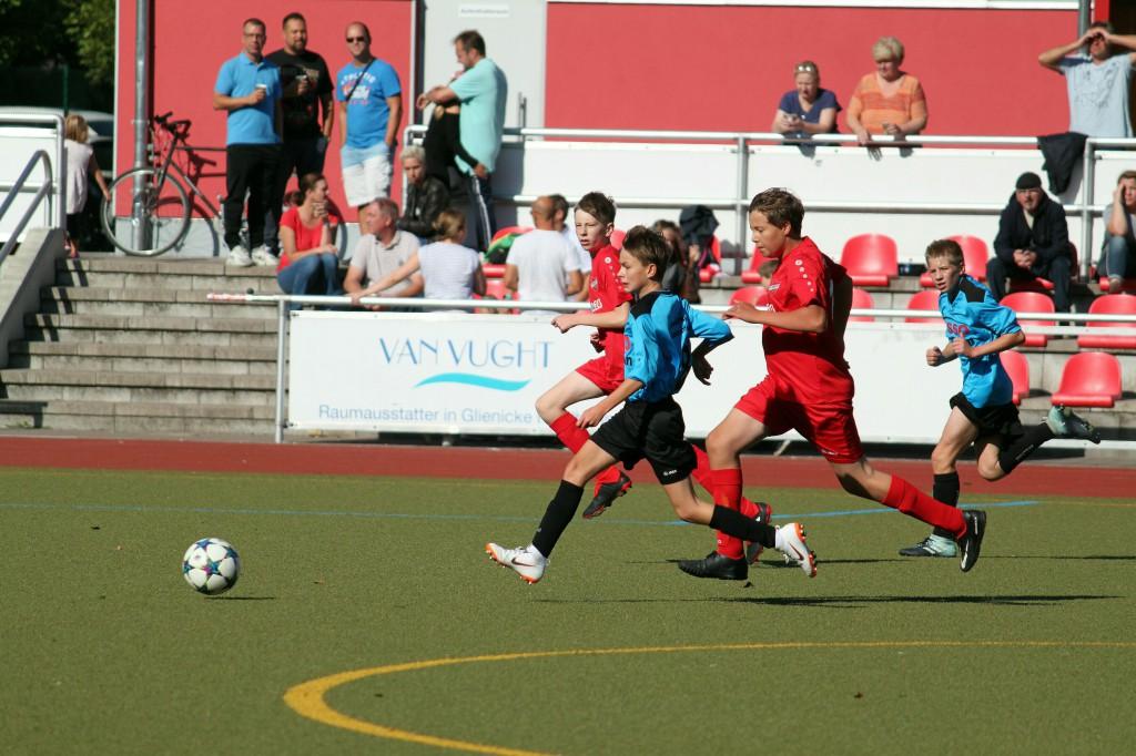20180908 C1-Junioren Punktspiel gegen Glienicke 4-1 Sieg (5)