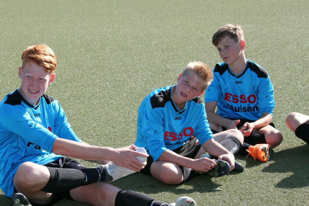20180908 C1-Junioren Punktspiel gegen Glienicke 4-1 Sieg (74)