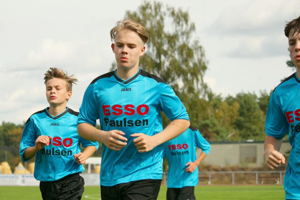 20180916 C1-Junioren Punktspiel gegen Strausberg 3-2 Erfolg (23)~1