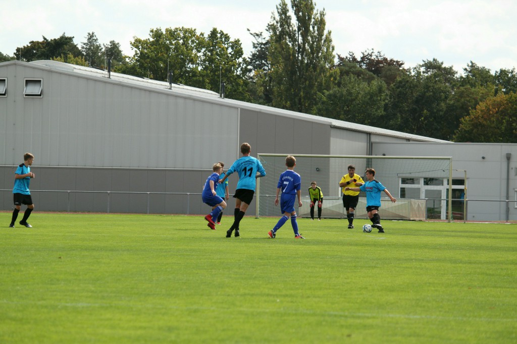 20180916 C1-Junioren Punktspiel gegen Strausberg 3-2 Erfolg (7)~1