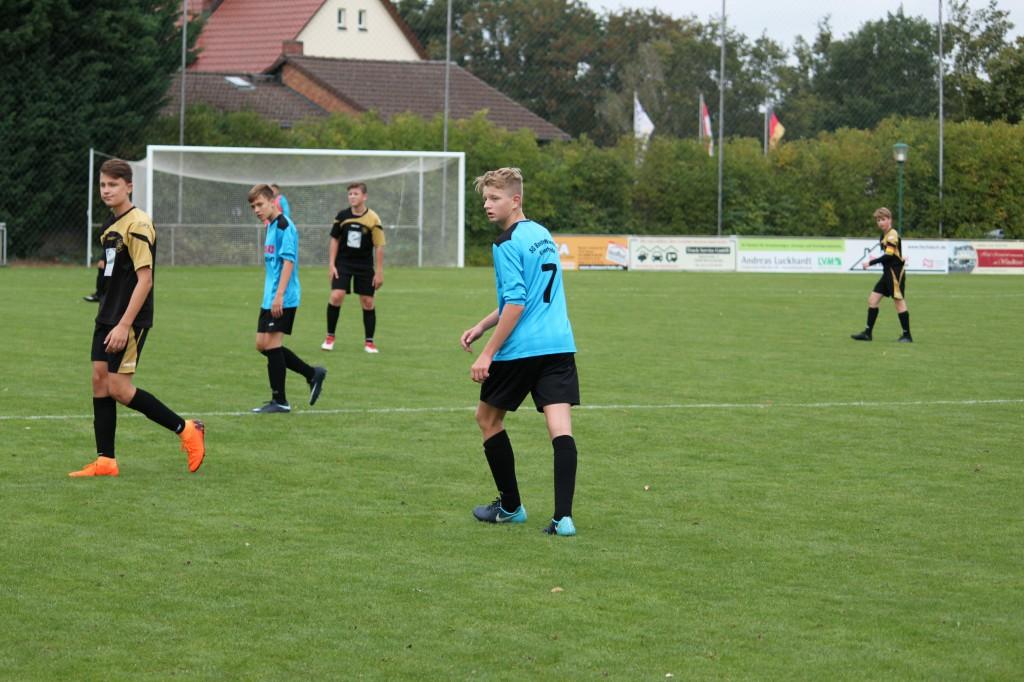 20180923 C1-Junioren Punktspiel gegen SC Oberhavel Velten 4-0 Erfolg (87)