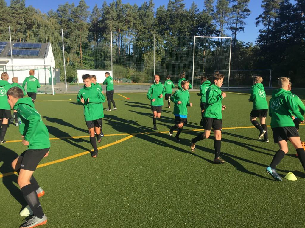 20180929 C1-Junioren Punktspiel gegen Birkenwerder 2-1 Niederlage (4)