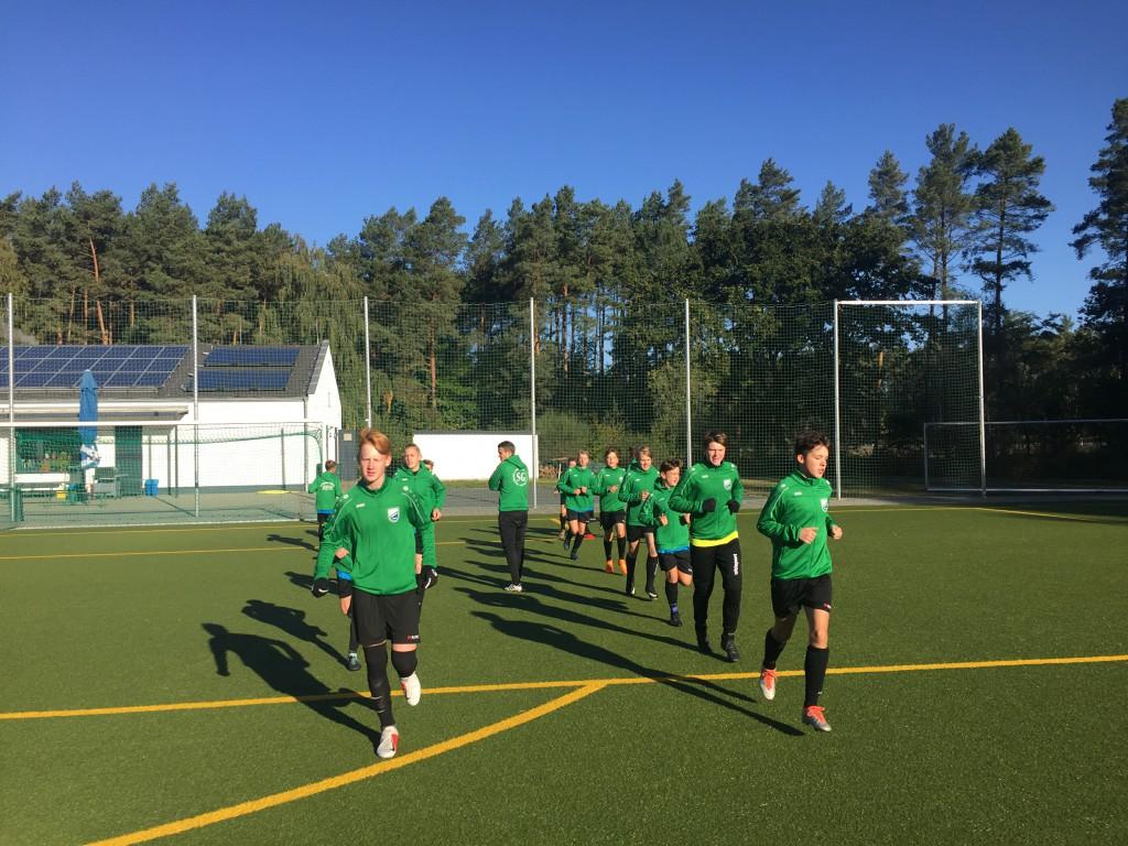 20180929 C1-Junioren Punktspiel gegen Birkenwerder 2-1 Niederlage (8)