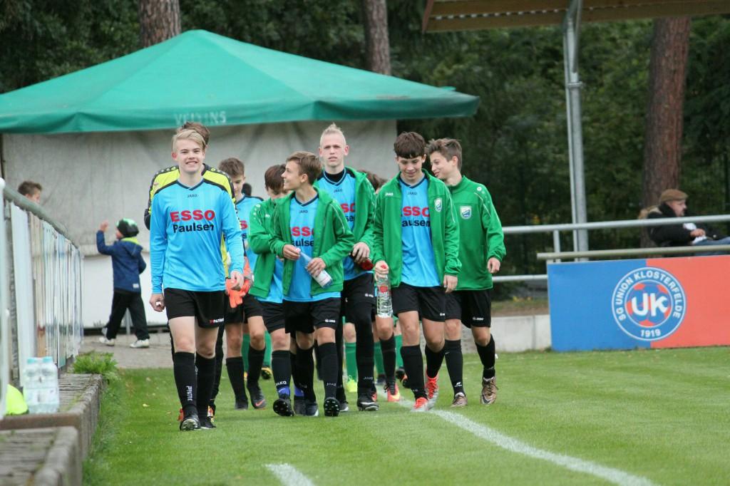20181003 C1-Junioren Landespokal gegen Brieselang 5-0 Erfolg (27)