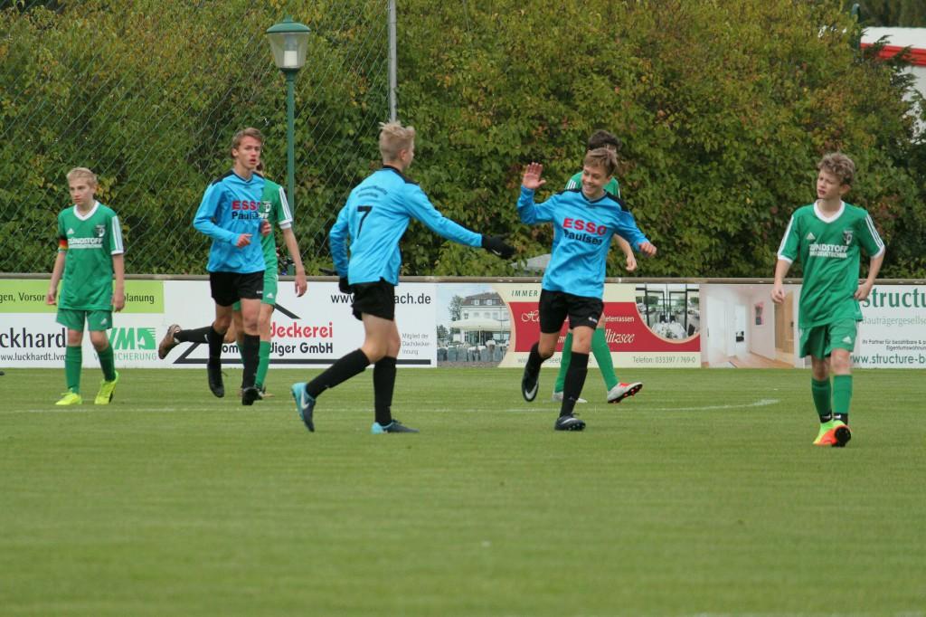20181003 C1-Junioren Landespokal gegen Brieselang 5-0 Erfolg (43)