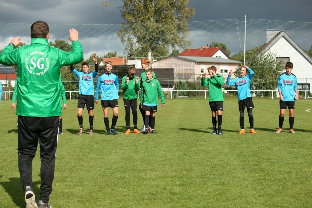 20181003 C1-Junioren Landespokal gegen Brieselang 5-0 Erfolg (91)