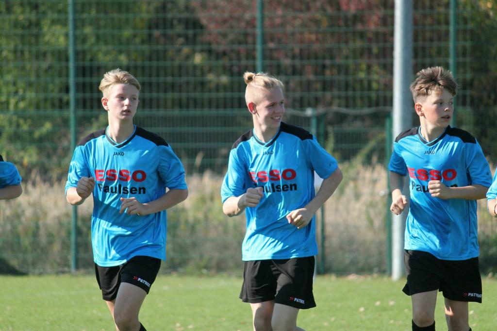 20181014 C1-Junioren Punktspiel gegen FSV Bernau 5-0 Erfolg (74)
