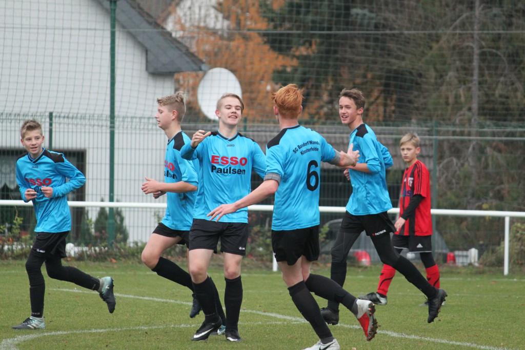 20181111 C1-Junioren Punktspiel gegen Lok Eberswalde 3-1 Erfolg (28)