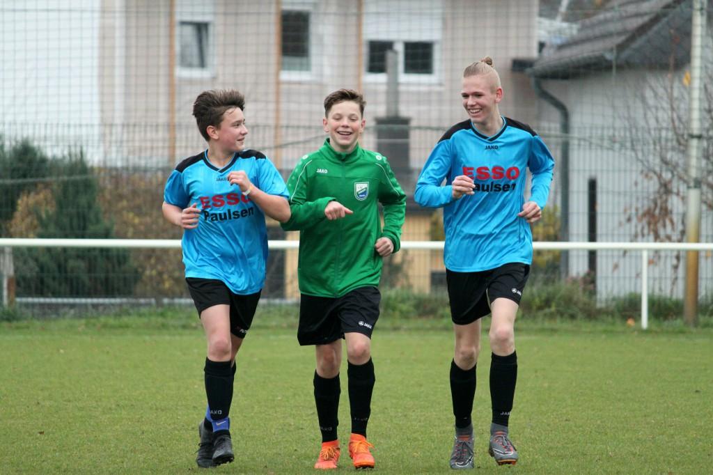 20181111 C1-Junioren Punktspiel gegen Lok Eberswalde 3-1 Erfolg (77)