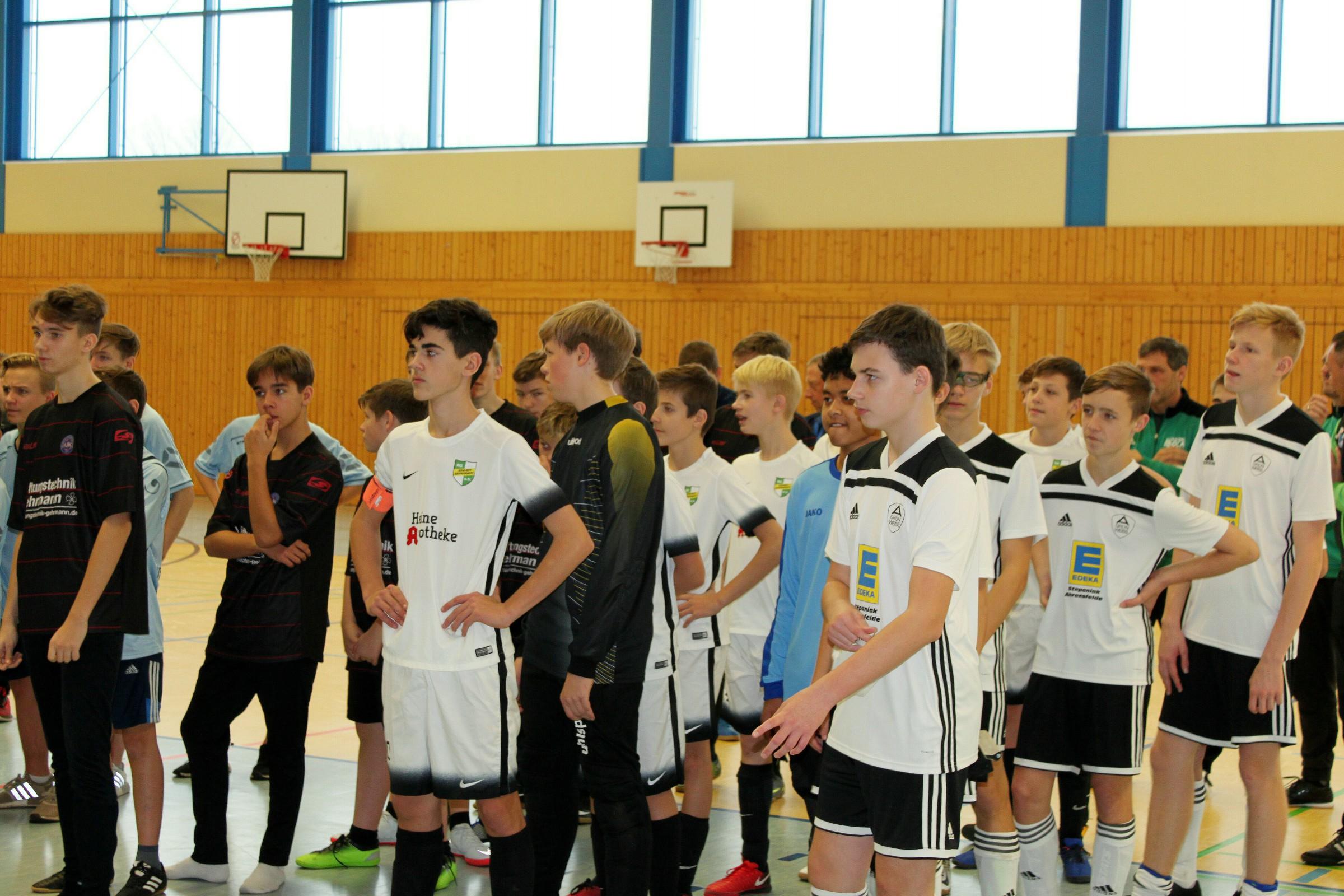 20181124 C-Junioren Hallenkreismeisterschaft Sporthalle Wandlitz (1)