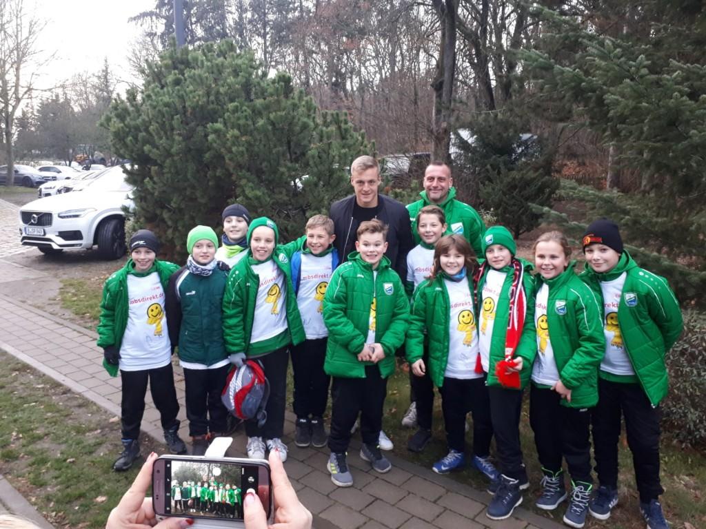 20181201 E1-Junioren Stadionkids beim 1. FC Union Berlin1