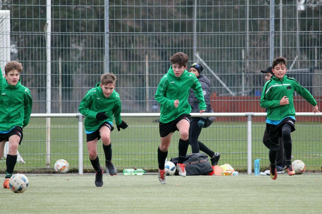 20181202 C1-Junioren Punktspiel gegen Zehdenick 2-0 Sieg (1)