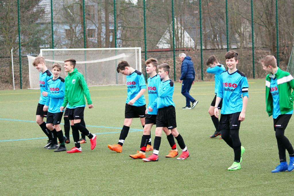 20190303 Testspiel C1 gegen Mühlenbeck 8-0 Erfolg (1)