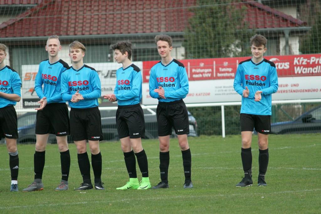 20190317 C1-Junioren Punktspiel gegen Glienicke 4-2 Erfolg (2)
