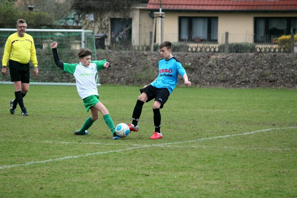 20190331 C1-Junioren Punktspiel gegen SC Oberhavel Velten 1-0 Erfolg (5)