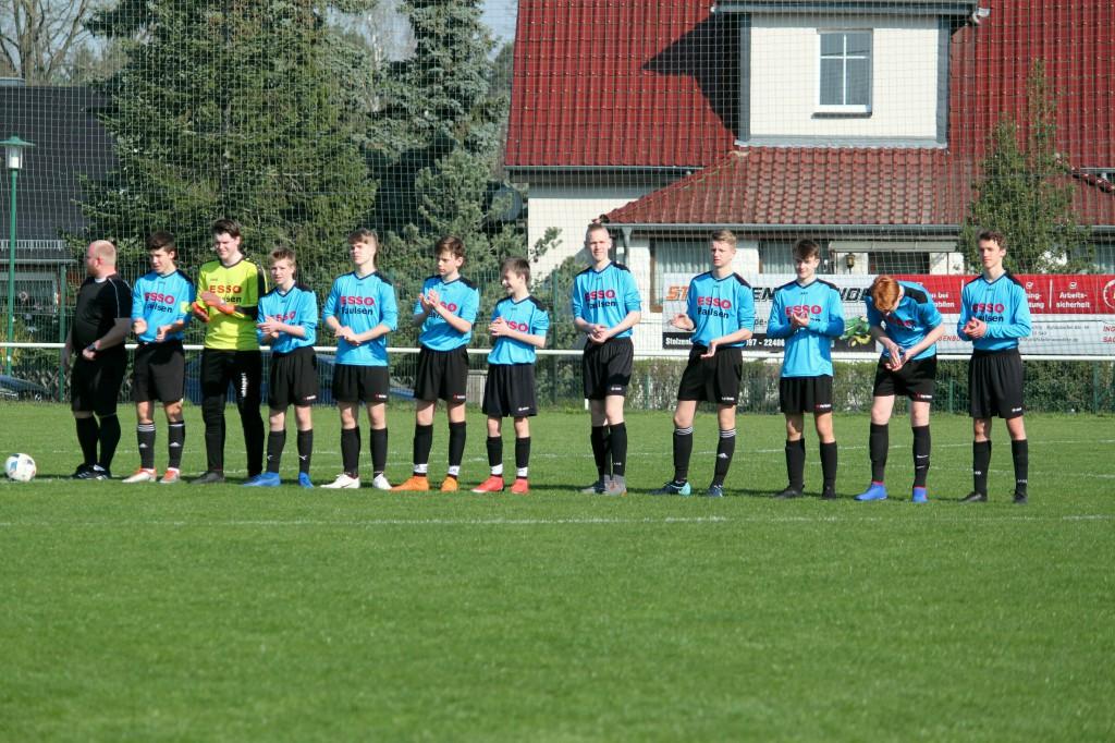 20190407 C1-Junioren Punktspiel gegen Birkenwerder 1-0 Erfolg (1)