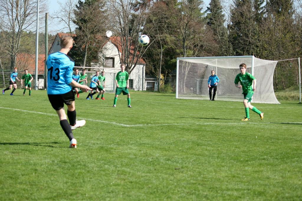 20190407 C1-Junioren Punktspiel gegen Birkenwerder 1-0 Erfolg (10)