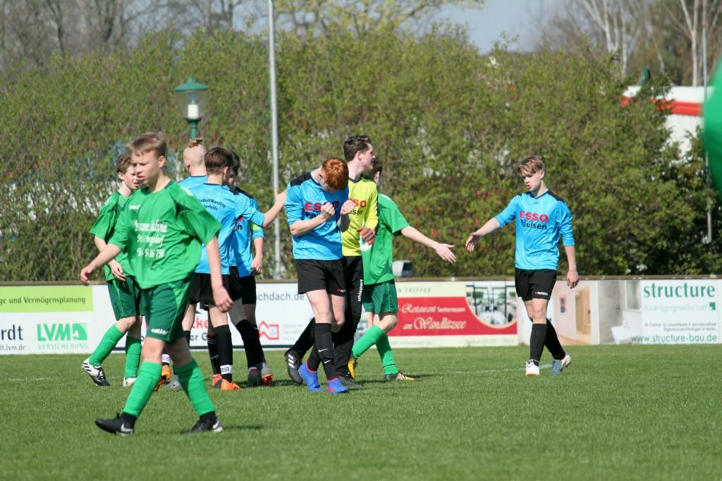 20190407 C1-Junioren Punktspiel gegen Birkenwerder 1-0 Erfolg (12)