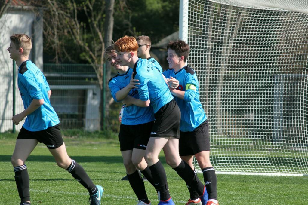 20190407 C1-Junioren Punktspiel gegen Birkenwerder 1-0 Erfolg (6)