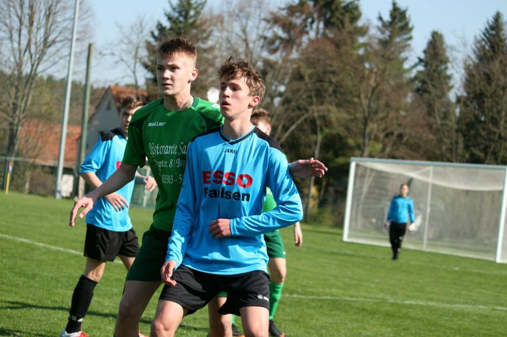 20190407 C1-Junioren Punktspiel gegen Birkenwerder 1-0 Erfolg (8)