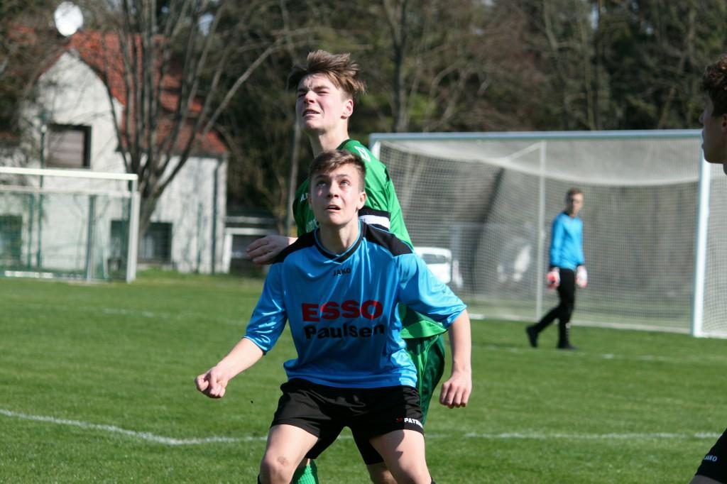20190407 C1-Junioren Punktspiel gegen Birkenwerder 1-0 Erfolg (9)