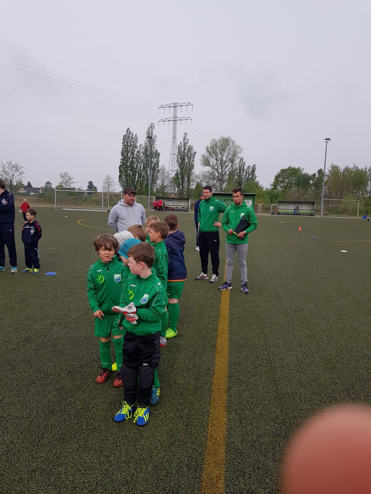 20190427 G-Junioren mit 2. Platz in Ahrensfelde (2)