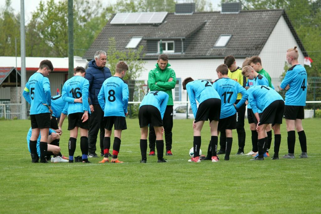 20190428 C1-Junioren Testspiel gegen MSV Neuruppin 2-1 Niederlage (10)