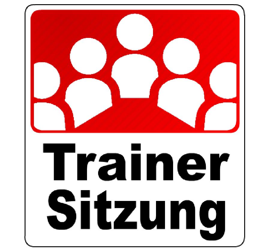 Trainersitzung
