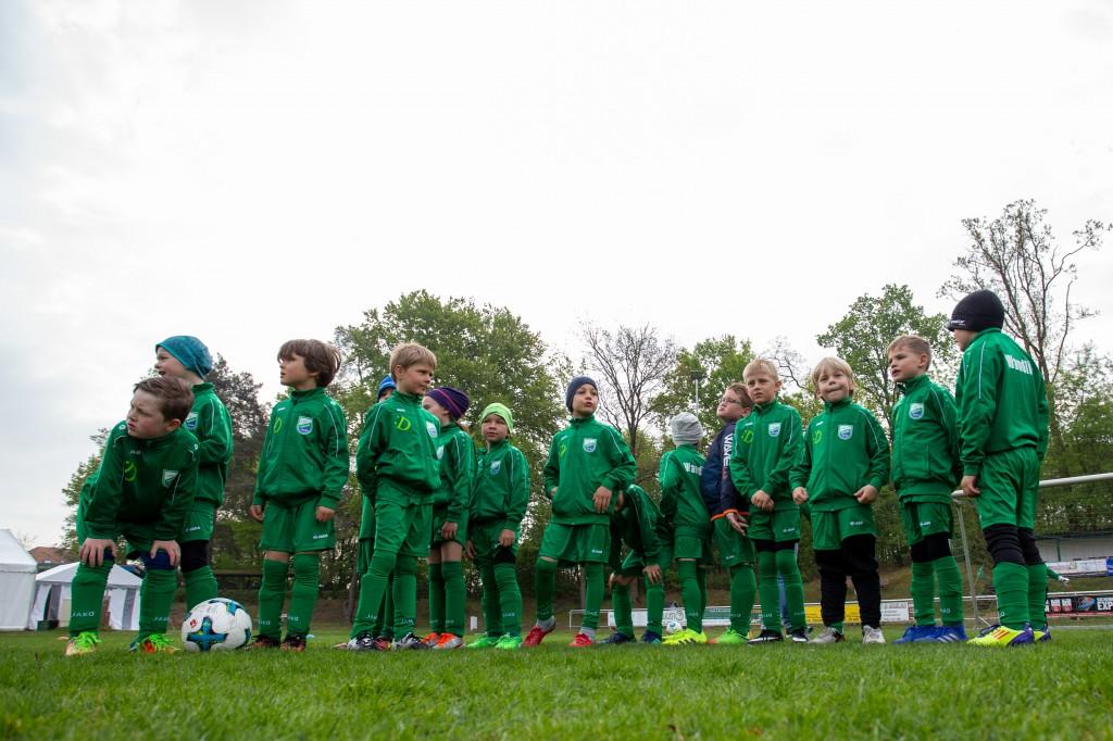 20190501 G-Junioren (Jahrgang 2012) beim Maifest (3)
