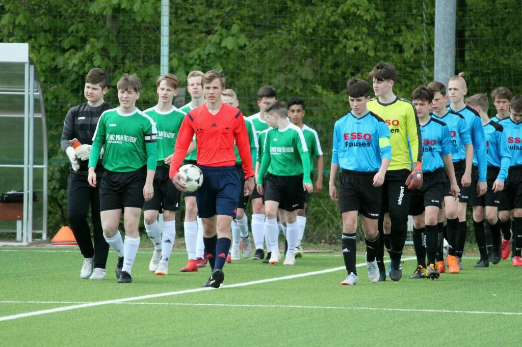 20190505 C1-Junioren Punktspiel gegen Preußen Eberswalde 4-1 Niederlage (1)