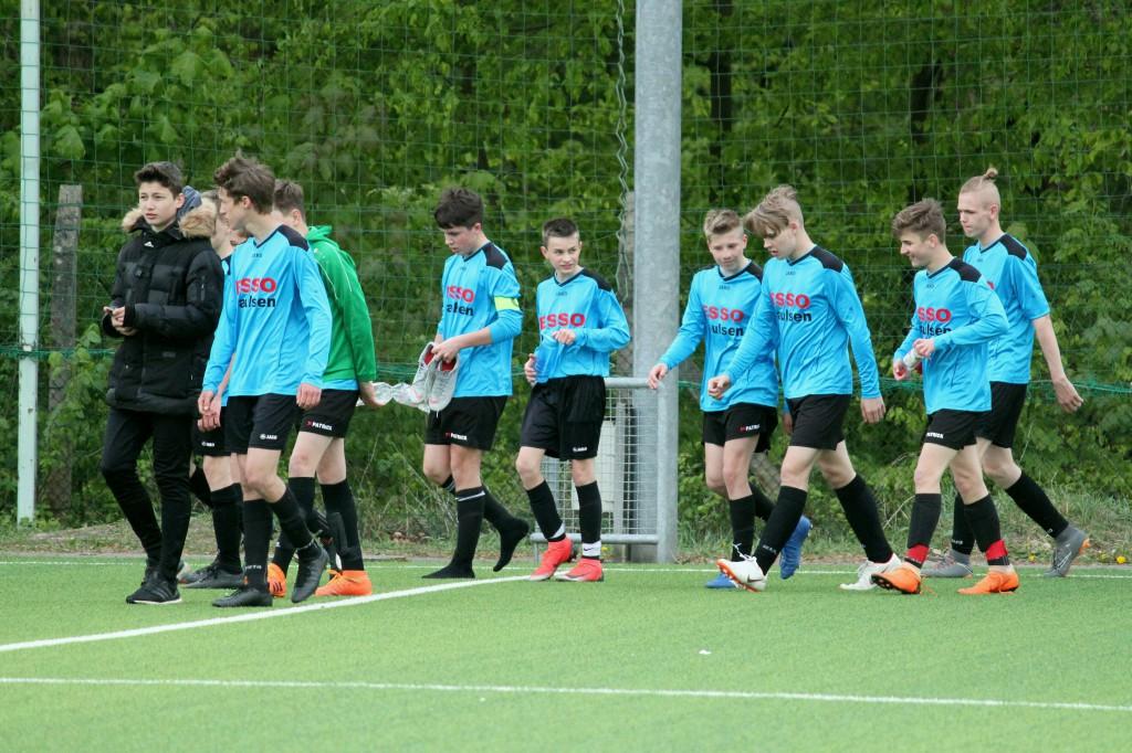 20190505 C1-Junioren Punktspiel gegen Preußen Eberswalde 4-1 Niederlage (10)
