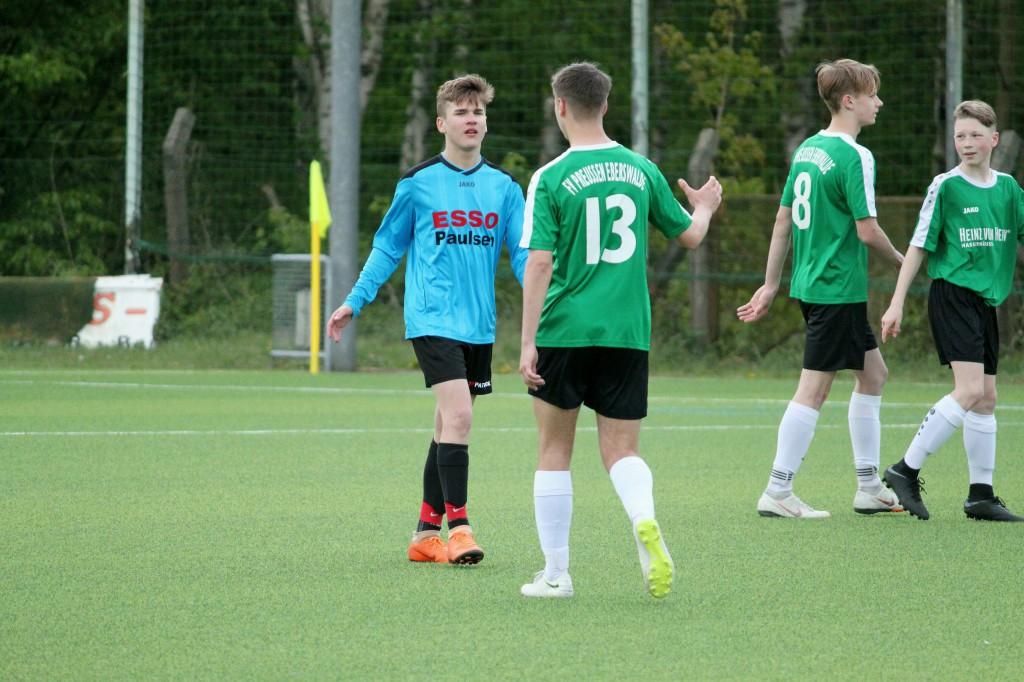 20190505 C1-Junioren Punktspiel gegen Preußen Eberswalde 4-1 Niederlage (9)