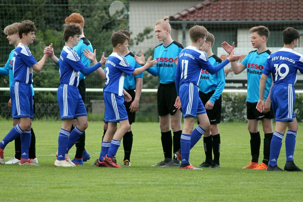 20190513 C1-Junioren Punktspiel gegen FSV Bernau 3-1 Erfolg (16)