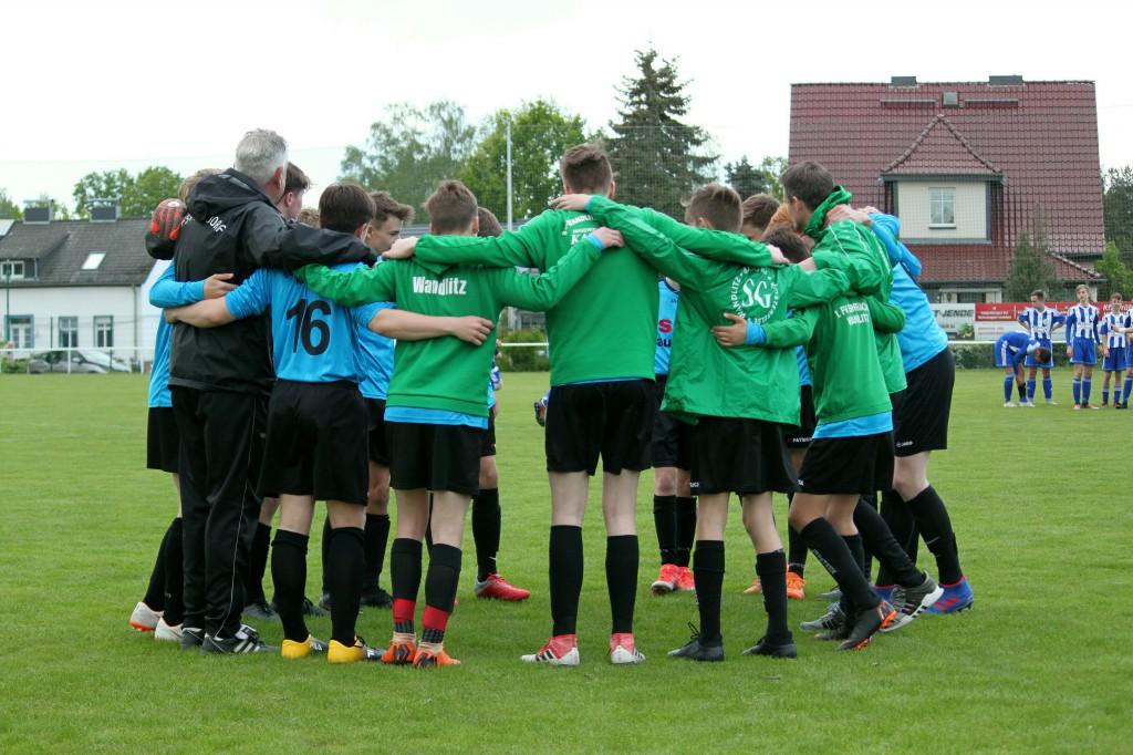 20190513 C1-Junioren Punktspiel gegen FSV Bernau 3-1 Erfolg (17)