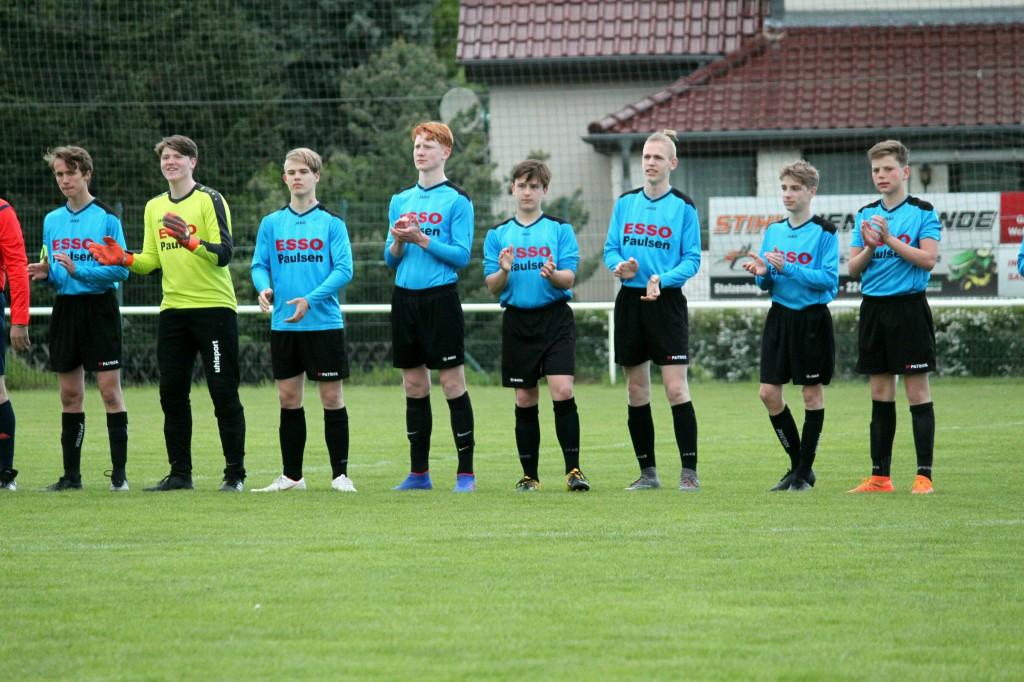 20190513 C1-Junioren Punktspiel gegen FSV Bernau 3-1 Erfolg (3)